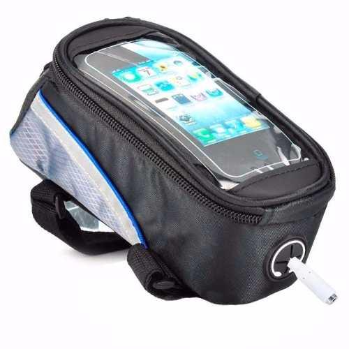 4247c47d725 Acessórios Diversos : Bolsa Porta Celular P/ Bike Universal 5.0