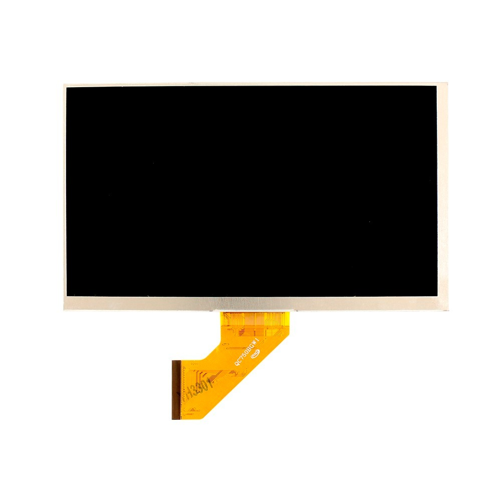 Display Lcd Tablet Multilaser M7s Quad Core Flex Fino 16,4 X 9,7 cm