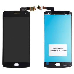 Display Lcd Tela Touch Frontal Moto G5 Plus 5.2 XT1680 XT1683 Preto