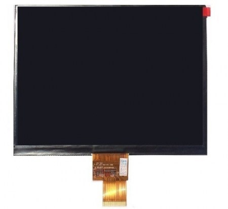 Display Lcd Tela Touch Tablet Gt8220s 8.0 Preto Genesis