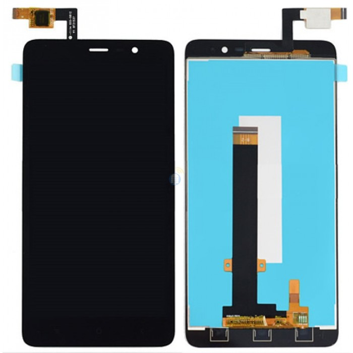 Display Lcd Tela Touch Frontal Xiaomi Redmi Note 3 Preto