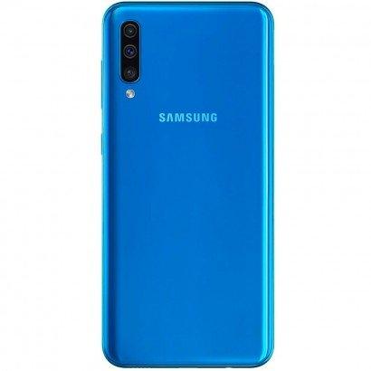 Tampa de Bateria Galaxy A50 A505 Azul