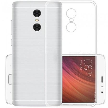 Capa Protetora Tpu Xiaomi Redmi 5 Transparente