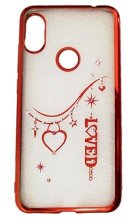 Capa Personalizada Feminina Xiaomi Redmi Note 6 Pro Cód 830